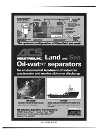 Maritime Reporter Magazine, page 2nd Cover,  Sep 1992 oil drops