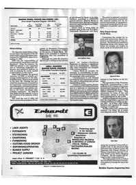 Maritime Reporter Magazine, page 24,  Sep 1992 Luis de la Pena