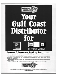 Maritime Reporter Magazine, page 1,  Sep 1992 lower waterways distributor