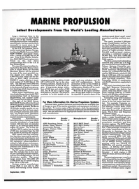 Maritime Reporter Magazine, page 33,  Sep 1992 A320