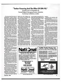 Maritime Reporter Magazine, page 43,  Sep 1992 Alaska