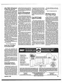 Maritime Reporter Magazine, page 45,  Sep 1992 Pacific Rim
