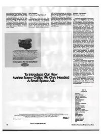 Maritime Reporter Magazine, page 50,  Sep 1992 New York