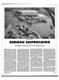 Maritime Reporter Magazine, page 55,  Sep 1992 Europe