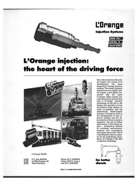 Maritime Reporter Magazine, page 59,  Sep 1992 injection systems