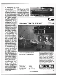 Maritime Reporter Magazine, page 61,  Sep 1992 manufacturing capacity