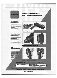 Maritime Reporter Magazine, page 64,  Sep 1992 stern tube seal systems