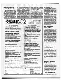 Maritime Reporter Magazine, page 66,  Sep 1992 California