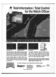 Maritime Reporter Magazine, page 5,  Sep 1992 Command Station