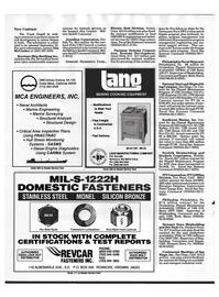 Maritime Reporter Magazine, page 72,  Sep 1992 New York