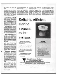 Maritime Reporter Magazine, page 73,  Sep 1992 Massachusetts