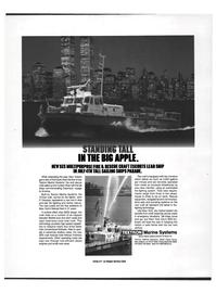 Maritime Reporter Magazine, page 75,  Sep 1992 Hudson River