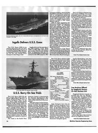 Maritime Reporter Magazine, page 76,  Sep 1992 Michigan