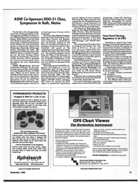 Maritime Reporter Magazine, page 79,  Sep 1992 Virginia