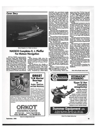 Maritime Reporter Magazine, page 93,  Sep 1992 machinery spaces