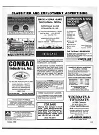 Maritime Reporter Magazine, page 110,  Oct 1992