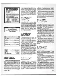 Maritime Reporter Magazine, page 112,  Oct 1992