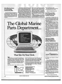 Maritime Reporter Magazine, page 10,  Oct 1992 Working Party