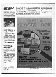 Maritime Reporter Magazine, page 11,  Oct 1992 Maine