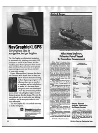 Maritime Reporter Magazine, page 14,  Oct 1992 east coast