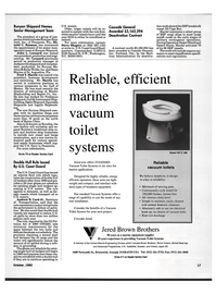 Maritime Reporter Magazine, page 15,  Oct 1992 Oregon
