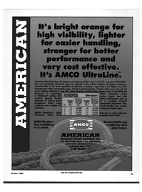 Maritime Reporter Magazine, page 21,  Oct 1992 American Manufacturing