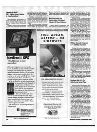 Maritime Reporter Magazine, page 22,  Oct 1992 New York
