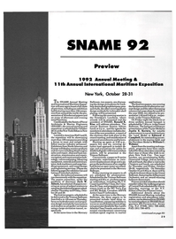 Maritime Reporter Magazine, page 28,  Oct 1992 Edward J. Campbell