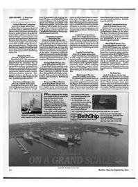 Maritime Reporter Magazine, page 33,  Oct 1992