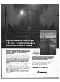 Maritime Reporter Magazine, page 34,  Oct 1992 stainless steel