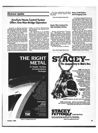 Maritime Reporter Magazine, page 38,  Oct 1992 Pennsylvania