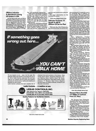 Maritime Reporter Magazine, page 39,  Oct 1992 C- 8626