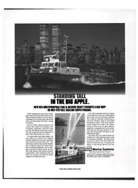 Maritime Reporter Magazine, page 40,  Oct 1992 Hudson River