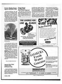 Maritime Reporter Magazine, page 42,  Oct 1992 Request To Affiliate