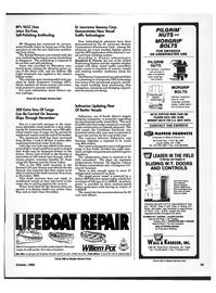 Maritime Reporter Magazine, page 54,  Oct 1992