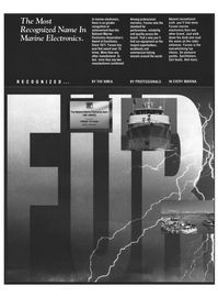 Maritime Reporter Magazine, page 57,  Oct 1992 electronics