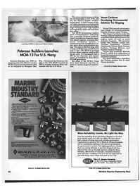 Maritime Reporter Magazine, page 59,  Oct 1992 Wisconsin