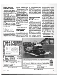 Maritime Reporter Magazine, page 5,  Oct 1992