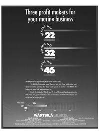 Maritime Reporter Magazine, page 70,  Oct 1992 Wartsila Diesel Oy