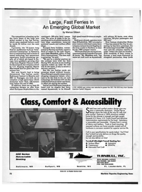 Maritime Reporter Magazine, page 71,  Oct 1992 Florida
