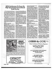 Maritime Reporter Magazine, page 76,  Oct 1992