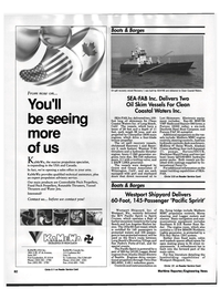 Maritime Reporter Magazine, page 81,  Oct 1992 Fixed Pitch Propellers