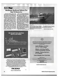 Maritime Reporter Magazine, page 93,  Oct 1992