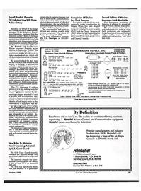 Maritime Reporter Magazine, page 94,  Oct 1992