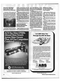 Maritime Reporter Magazine, page 8,  Nov 1992