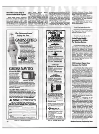 Maritime Reporter Magazine, page 10,  Nov 1992