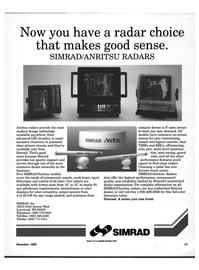 Maritime Reporter Magazine, page 11,  Nov 1992