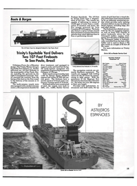 Maritime Reporter Magazine, page 13,  Nov 1992