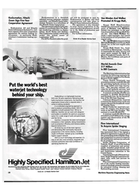 Maritime Reporter Magazine, page 16,  Nov 1992