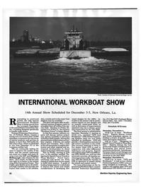 Maritime Reporter Magazine, page 18,  Nov 1992